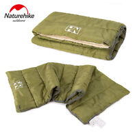 Outdoor Envelope Single Sleeping Bag Camping Travel Hiking Ultra-light Fleabag