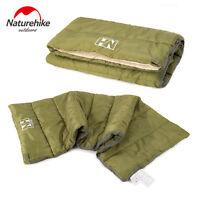 Outdoor Envelope Single Sleeping Bag Camping Travel Hiking Ultra-light Fleabag