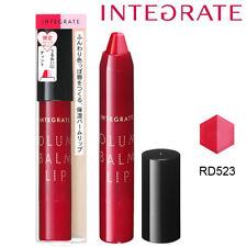 [SHISEIDO INTEGRATE] Volume Balm Lip D Dual Shade Lip Crayon RD523 2.5g NEW