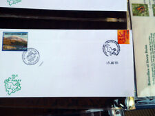 2000 ISLE OF PABRAY LOCAL STAMP FIRST DAY COVER BROADFORD 2000