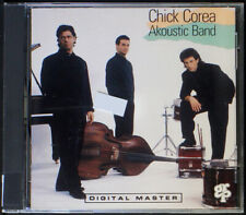 Chick Corea Akoustic Band - CD [20] (EX/EX)