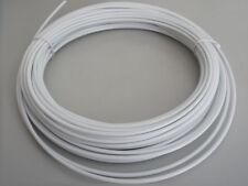 2,5m Außenhülle Schaltung Bowdenzughülle f. Schaltseil Teflon 4mm weiß