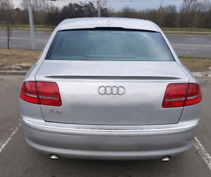 Sunblind for AUDI A8 D3 REAR WINDOW SPOILER ROOF EXTENSION Cover SUN GUARD