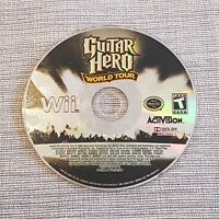 Guitar Hero World Tour (Nintendo Wii) - Disc Only
