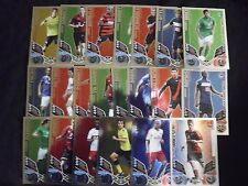 Match Attax 11/12- 10 STAR-SPIELER/TOP-TRANSFERS + LE 15