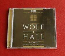 Wolf Hall - OST Television Soundtrack CD - Debbie Wiseman - SIGNED BY COMPOSER