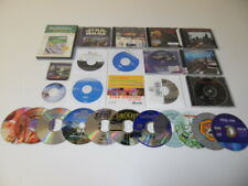 Lot of 26 PC CD Computer Software Utilities Various Discs Only Jewel Cases