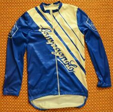 Campagnolo Mens long sleeve Bike thin jacket, Size Large