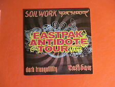 PROMO-CD EASTPARK ANTIDOTE TOUR 2007