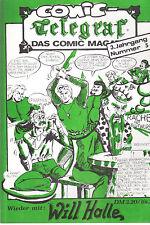Comic telégrafo nº 5 3. PROMOClÓN/la revista cómic