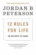 12 Rules for Life von Jordan B. Peterson (Buch) NEU