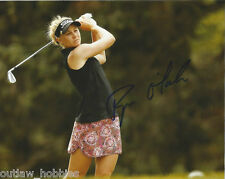 LPGA Ryan O'Toole Autographed Signed 8x10 Photo COA E