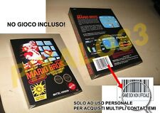 SUPER MARIO BROS - NES – NINTENDO NES – ITA – BOX REPRODUCTION - LEGGI DESCRIZ.