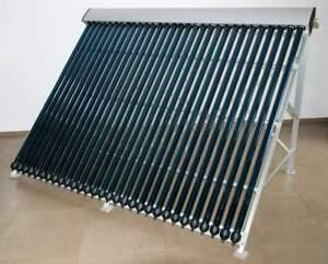 original Sunrain Solar Vakuumröhrenkollektor TZ58/1800 mit 30 Röhren und 4,49m²