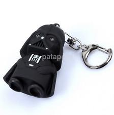 Particular Red Light Up LED Star Wars Darth Vader With Sound Keyring Gift AU