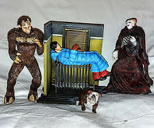 Assorted Opened Action Figures- Lil Nicky-Army of Darkness- Sandman