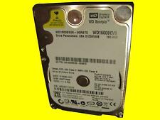 Disco Rigido Notebook 2,5 -pollici WD160G / Sata / WD1600BEVS