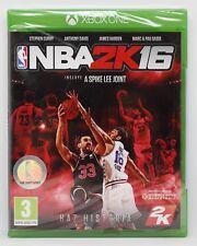 NBA 2K16 - XBOX ONE XBOXONE - PAL ESPAÑA - NUEVO PRECINTADO - 2016 2K 16