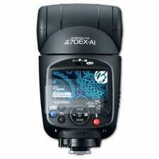 Bruni 2x Schermfolie voor Canon Speedlite 470EX-AI Screen Protector