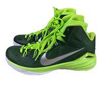 Nike Hyperdunk 2014 Men's Basketball Shoes Size 11.5 Gorge Green 653483-303