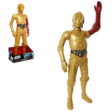 C-3PO Star Wars  EP VII 7  --  Action Figure with Red Arm  -- Height 31 Inch