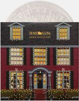 CHRISTMAS SNOW Clear White Vinyl Home Alone John Williams 2-LP Mondo New LTD/300