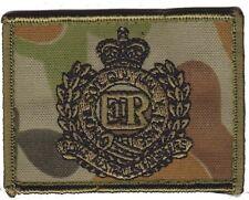 Army Australian RAE Insignia Green DPCU