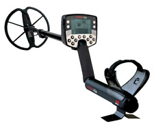 """Minelab E-Trac Metal Detector With 11"""" DD Search Coil"""
