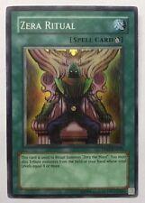 Yu-Gi-Oh! PP01-EN010 - Zera Ritual - Super Rare - LP