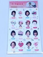 TWICE Mini Photo 3D Standing Sticker KPOP Character Tzuyu Sana Momo Nayeon Jihyo
