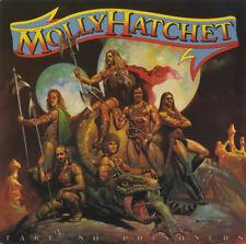 Molly Hatchet Take No Prisoners UK vinyl LP album record 85296 EPIC 1981
