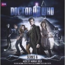 DOCTOR WHO - SERIES 6 2 CD ORIGINAL SOUNDTRACK NEW!