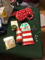Lot of Assorted Vintage Christmas Decorations
