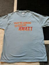 Vintage Napoleon Xiv They're Coming To Take Me Away T Shirt Size Xl