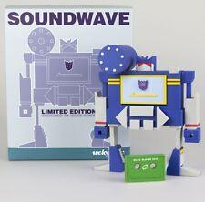 Transformers Soundwave Vinyl Figure Emerald City ComiCon Exclusive NEW