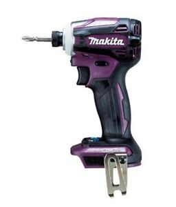 Makita Impact Driver TD172D TD172DZAP Authentic Purple 18V Body Tool Only boxed