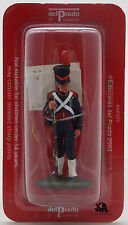 Figurine Soldat Del Prado Carabinier Infanterie Ligne Belgo-Hollandaise 1801