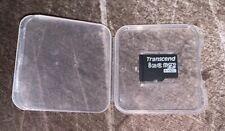 Transcend SanDisk microSDHC 8GB Memory Card