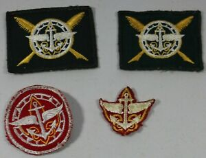 Vintage BSA Boy Scouts of America Explorer Scout Patches Lot of 4