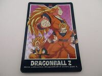 Carte DRAGON BALL Z DBZ Hero Collection Part 4 N°408 Prism - AMADA 1995 Jap
