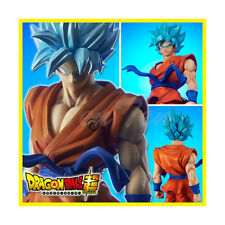Dragonball Z SSGSS God Super Saiyan Goku 1/4 PVC figure Gigantic series X Plus