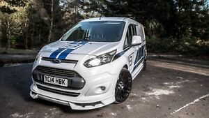 ford transit connect bodykit transit connect front bumper add on