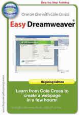 Learn Dreamweaver -build a website in less than an hour