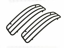 Kawasaki Vulcan 1500 1600 Nomad Hard Saddlebag Lid Top Rails - Black
