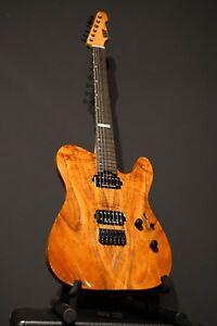 ESP USA TE-II Koa Limited Edition Guitar NEW