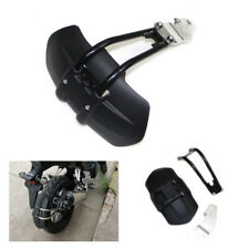 Black Motorcycle Aluminum&ABS Plastic Rear Fender For Honda  NC700 NC750X