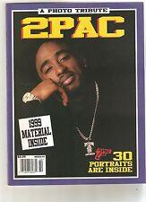 2Pac Tribute Magazine - Tupac - A Photo Tribute - 2PACPHOTO