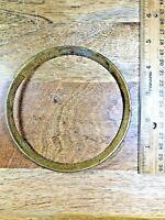 """Clock Dial Trim Ring (4.74"""" Outer Diameter and 4.20"""" Inner Diameter) (K1974)"""