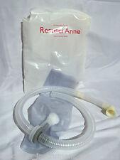 NEW (PAIR) Laerdal Resusci Anne airways, CPR dummy manikin, little anne