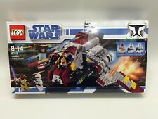 New Sealed LEGO Star Wars 8019 Republic Attack Shuttle Discontinued Rare